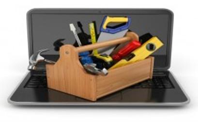 Инструмент для установки пленки