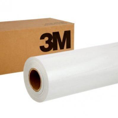 610-10 пленка световозвращающая 3М (ТМ) коммерческая, белая, 1220мм*45,7м