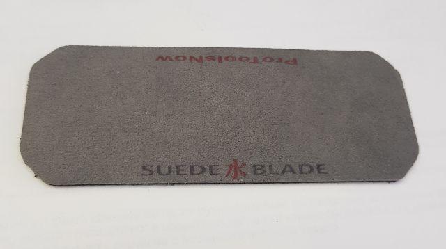 GT2099 4″ Suede Blade Repl. Strip