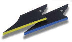 GT202 Выгонка черная остроугольная