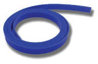 GT118 -12  Синяя резиновая вставка 30,48 см (12