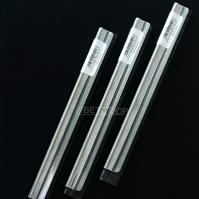 GT053 Кант металлический с резиной 15 см