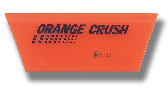 GT258 ORANGE CRUSH Оранжевая полиуретановая выгонка (угловая)