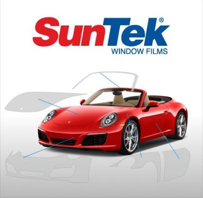 Полиуретановая пленка  SUNTEK Paint Protection Clear (0,61m*30,5m), 18.6 кв.м