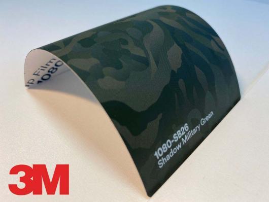 3M™ Wrap Film Series 1080-SB26, Shadow Military Green, 60 in x 25 yd