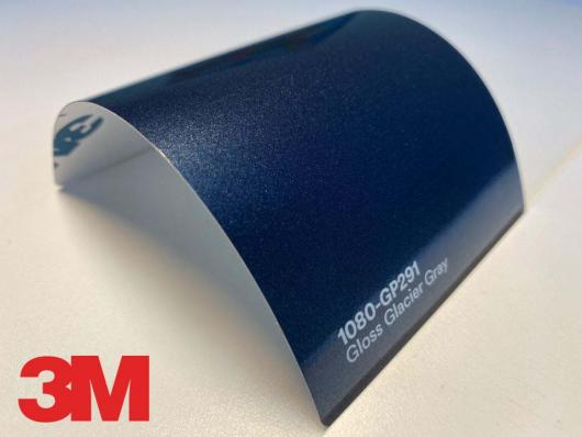 3M™ Wrap Film Series 1080-GP291, Gloss Glacier Gray, 60 in x 25 yd