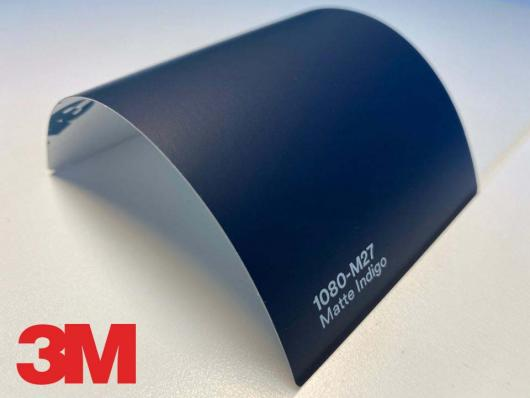 3M™ Wrap Film Series 1080-M27, Matte Indigo, 60 in x 25 yd